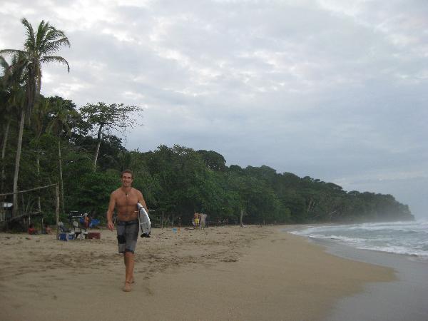 Kyler surf beach