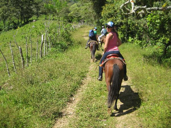 Santa Fe horseback riding