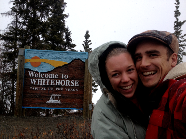 3.Welcome to Whitehorse