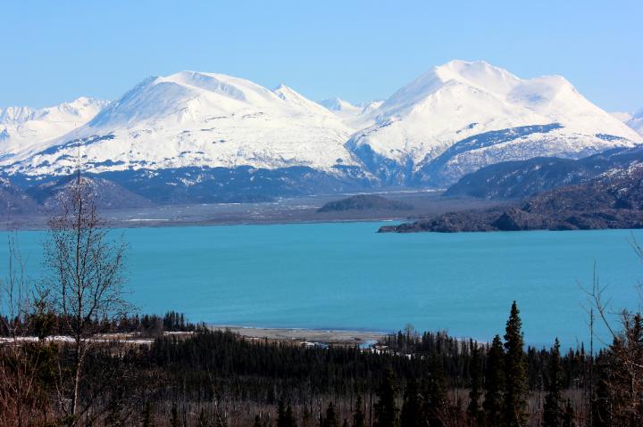 1.Skilak Lake
