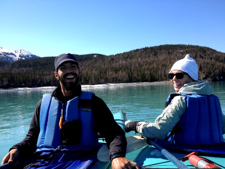 10.Kayak Skilak Siri Brent