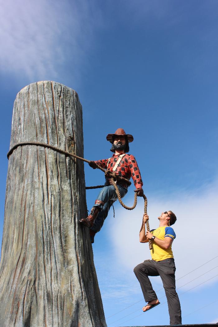 11. Ky Lumberjack