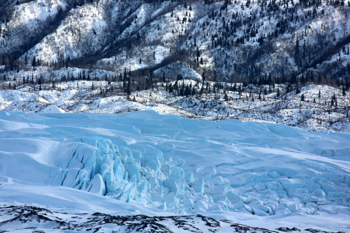 14.Glacier Close Up