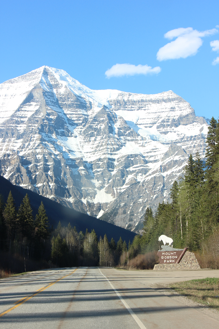 17. Mount Robson