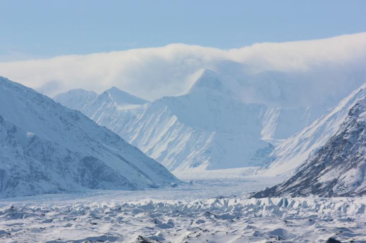 2. Glacier Alaska