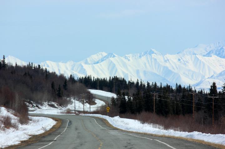 4. Drive Alaska