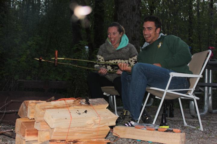 6. Camping