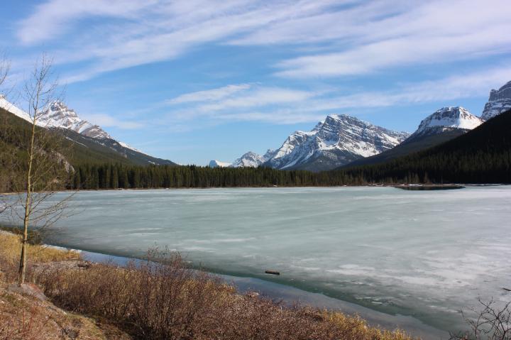 8. Icy Lake