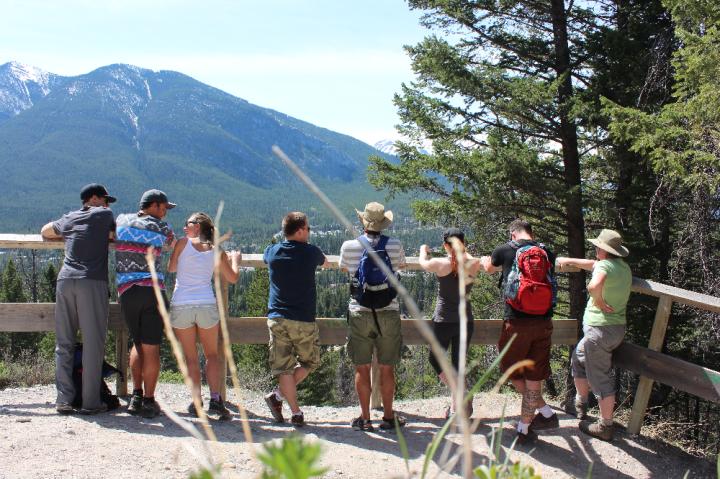 8. Tunnel Mountain Hike Banff