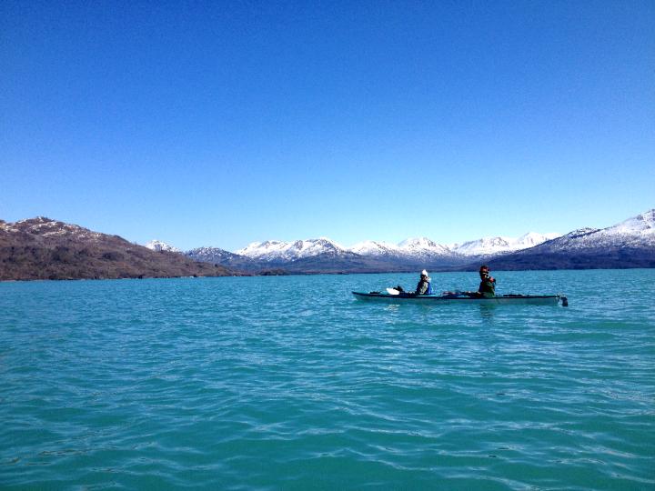 9.Siri Kyler Kayak Skilak