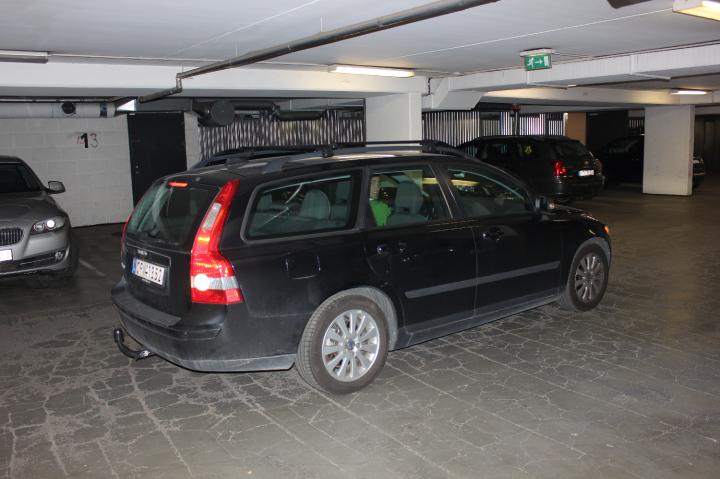 Volvo departure