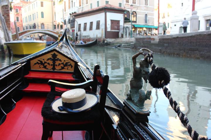 15. Gondola detail