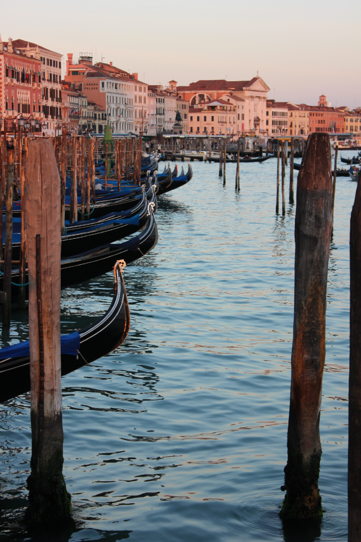 Magic Hour Venice