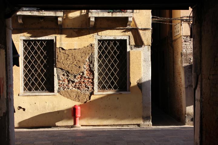 Scene Venice